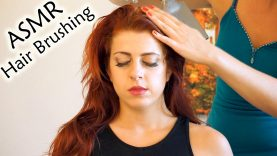 So Relaxing ASMR Scalp Massage & Hair Sounds Binaural 3D Tingle Triggers No Talking