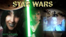 ASMR COLLAB  – STAR WARS ROLEPLAY ~ An Important Message for the Rebels ~