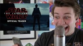 ASMR Ramble About Star Wars: The Last Jedi Official Teaser