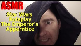 ASMR Star Wars Roleplay Apprentice to the Emperor