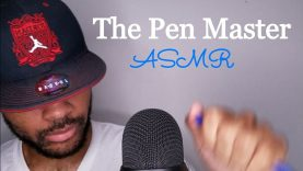 ASMR The Pen Master – This Will Drive Your Tingles Crazy!!