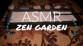 ASMR *Zen Garden* (no talking)