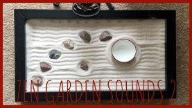 ASMR Zen Garden Sounds 2 (No Talking)