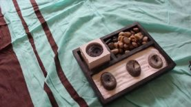 Asmr zen garden • stratching • tapping • crinkle • mouth sounds • whispering