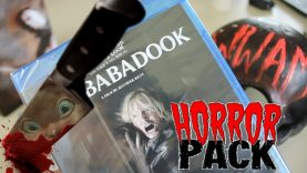 HORROR UNBOXING! July Horror Pack + SURPRISE Horror Mystery Box! (July 2017)