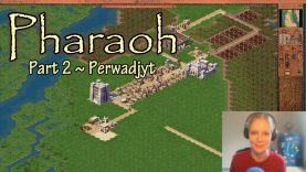 Pharaoh MISSION 3 Perwadjyt [ASMR] Let's Play
