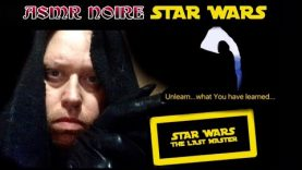 The last Master: a STAR WARS ⭐️ASMR⭐️ roleplay