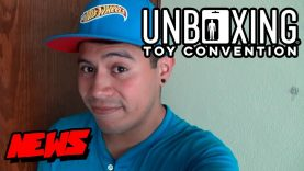 UNBOXING TOY CONVENTION 2017 – HOT WHEELS CLUB BALDERAS
