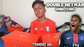 Who Wants Some Football boots?? | Double Neymar Nike Unboxing!!